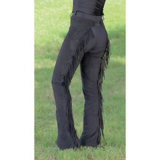 Split Leather Classic Youth Show Chaps