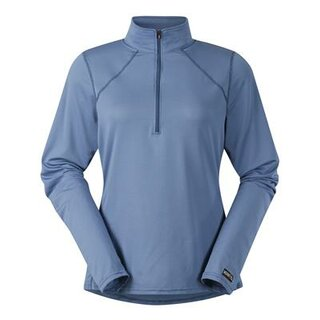 Ice Fil Solid Longsleeve Lupine