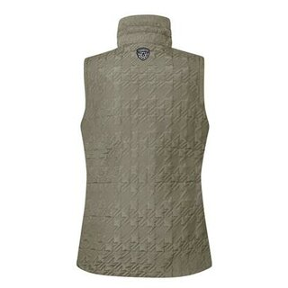 Quilted Vest Stone