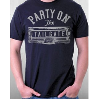 Party on the Tailgate T-Shirt